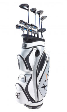 Clubs to hire XXIO 8 Series From 9.40 €