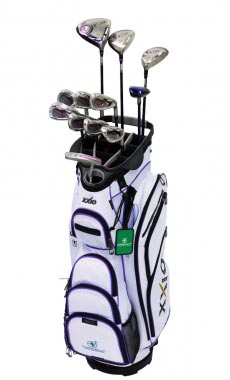 Clubs to hire XXIO 9 series LADY From 10.10 €