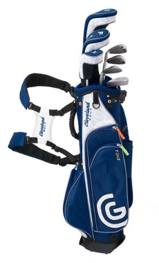 Location de clubs de golf Cleveland Junior Large A partir de 7,20 €