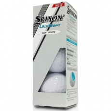 Srixon Boite de 3 balles Srixon ULTISOFT