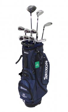 Location de clubs de golf Srixon Z355 / Taylor Made M2 A partir de 8,60 €