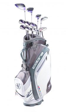 Golfschlägerverleih Cobra Lady Baffler XL ab 6,90 €