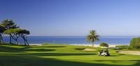 Botado Atlantico Golf Lisbona Portogallo