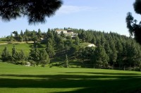 El Chaparral Golf Club Málaga Spanien