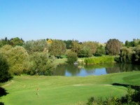 Golf Blue Green Bellefontaine Paris Frankreich