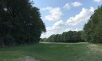 Golf Blue Green Guerville Paris France