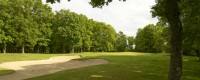 Golf Blue Green Guerville Paris Frankreich