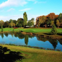 Golf Blue Green Rueil Malmaison Paris Francia