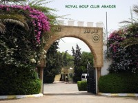 Royal Golf Club Agadir Agadir Morocco