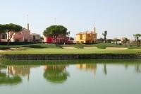 Sancti Petri Hills Golf Málaga Spanien