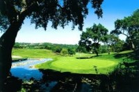 Valderrama Golf Club Málaga Spanien